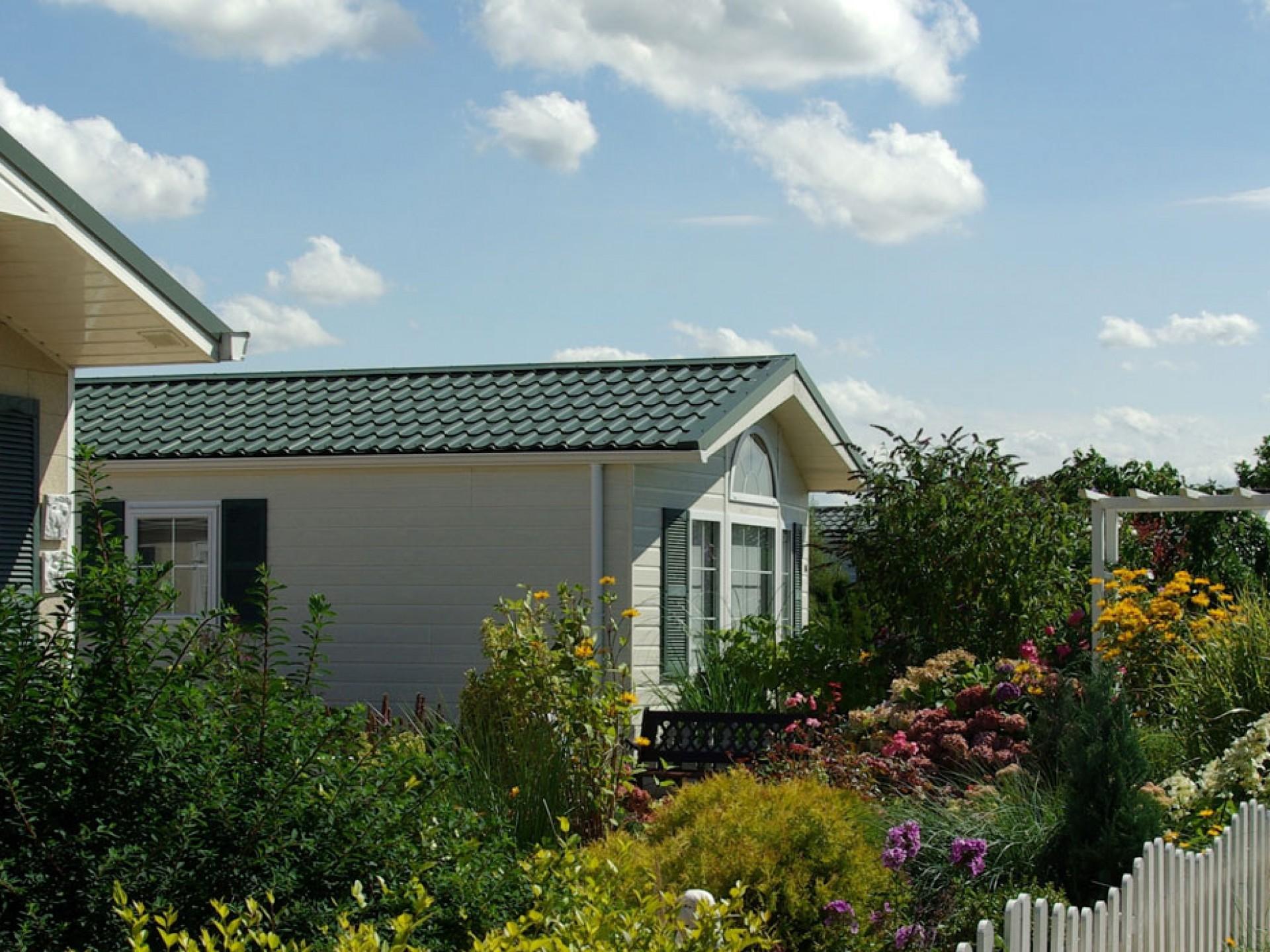 Mobiele bungalows